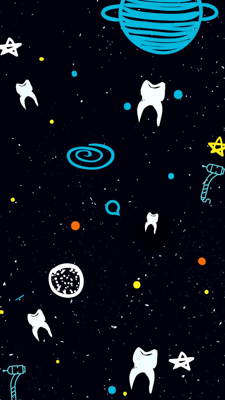 Wallpapers exclusivos estrelas de odonto
