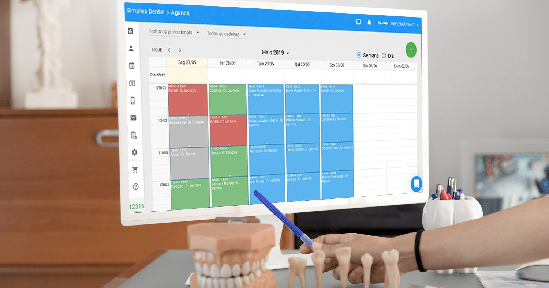 Simples Dental – As vantagens de usar uma agenda online
