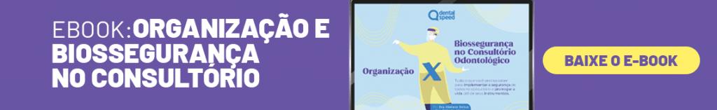 eBook de organização e biossegurança no consultório da dental speed