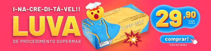 Luvas de procedimento Supermax