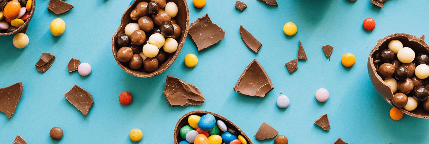 Páscoa e o aumento do consumo de doces: a importância da higiene bucal